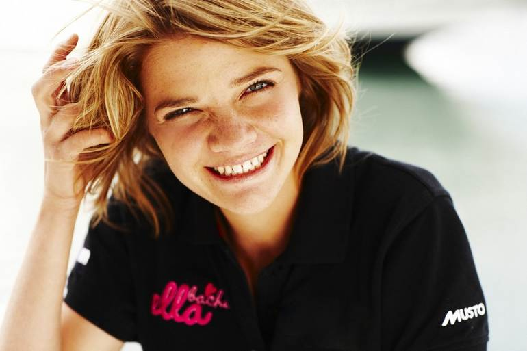 Worlds youngest person ever to sail solo around the world: Jessica Watson