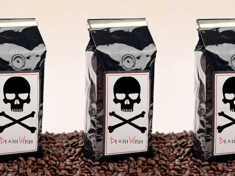 World's strongest coffee: Death Wish Coffee