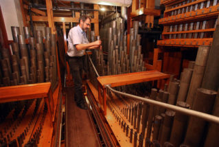 Largest musical instrument ever constructed: Boardwalk Hall Auditorium Organ