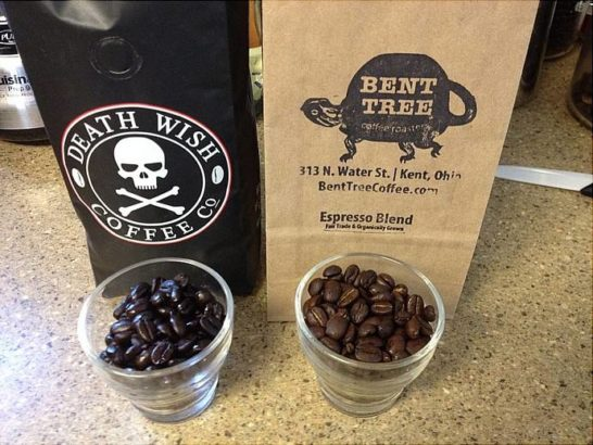 Worlds strongest coffee: Death Wish Coffee