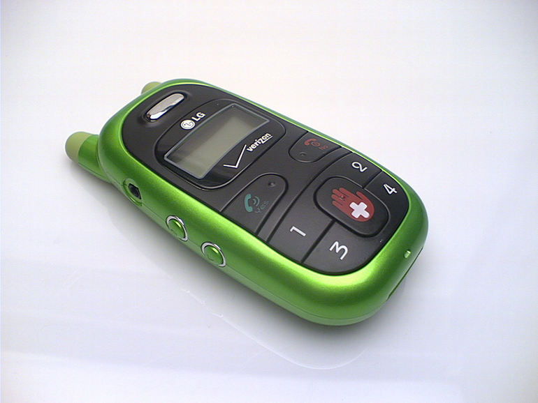 Smallest cell phone in the world