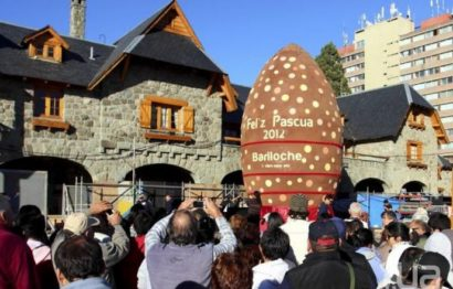 Largest Easter egg in the world