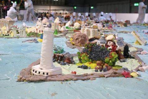 Worlds Largest Cake