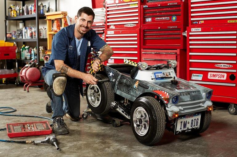 Worlds Smallest Roadworthy Car
