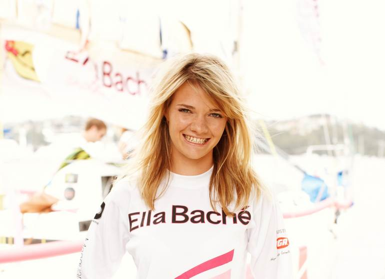 World's youngest person ever to sail solo around the world: Jessica Watson