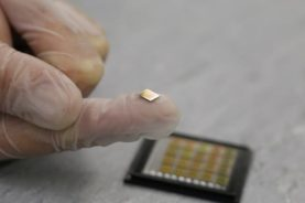 The smallest Bible in the world: Jerusalem nano Bible