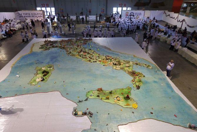 World's Largest Cake